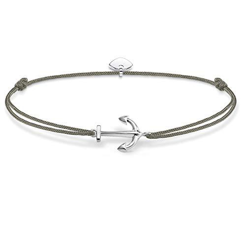 Thomas Sabo Damen Armband Little Secret Anker 925 Sterling Silber LS001-173-5-L20v