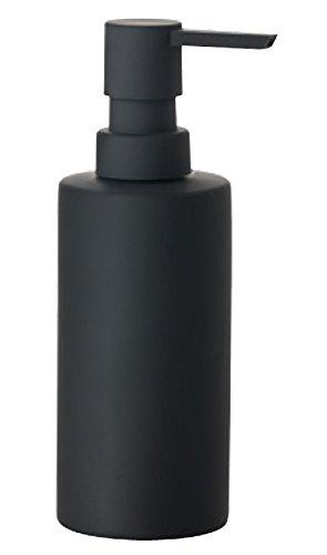 Zone Denmark - Seifenspender - Flüssigseifenspender - Solo - Porzellan - schwarz