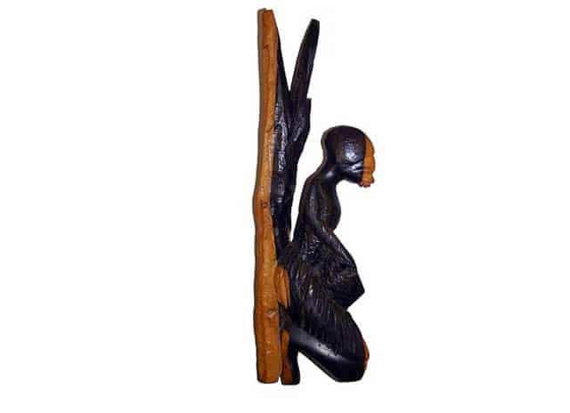 Afrika Figur