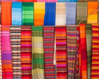 Afrikanische Tischläufer © depositphotos.com