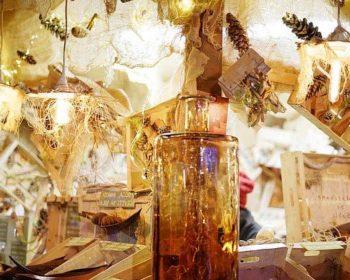 Deko-Gold-Weihnachten