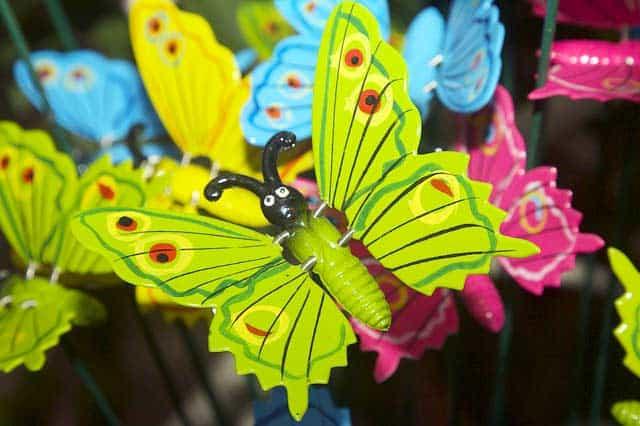 Schmetterlings-Deko