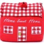 Stoff Deko Home Sweet Home
