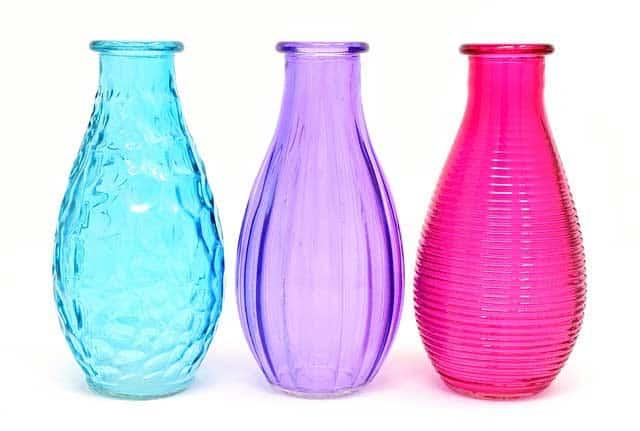 Vasen - auch in Pink
