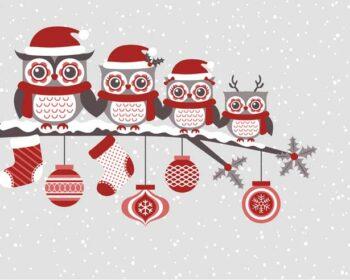 Weihnachtskarten © depositphotos.com
